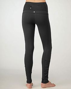 Ill never buy another pair of running tights again.  Lululemon Run:Sprint tights are out of this world.  Super flattering, super wicking, and outfitted with pockets galore.