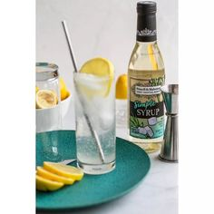 Powell & Mahoney Simple Syrup - 375ml Bottle : Target Cocktail Mixers, Alcohol Content, Daiquiri, Classic Cocktails, Craft Cocktails, Fresh Lime Juice, Non Alcoholic, Simple Syrup, Rum
