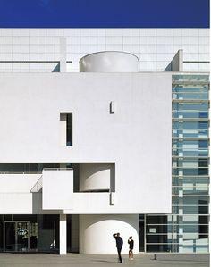 Richard Meier  Головной офис Canal+ (Париж. Франция), 1988–1992