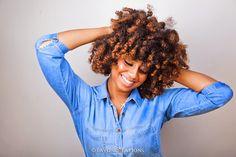 Asili Glam: hair