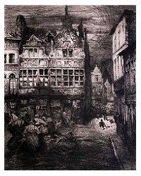 Het Jan Palfijnhuis in Gent -   Jules De Bruycker