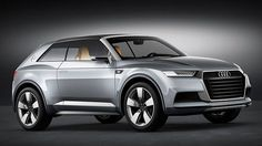 New Audi Q2 and Q5 confirmed for 2016, EV for 2018