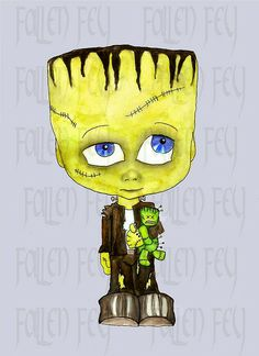 Frankensteins Monster | Flickr - Photo Sharing!