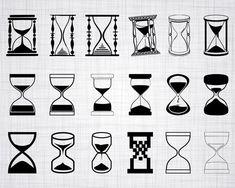 Hourglass Drawing, Hourglass Tattoo, Hour Glass Tattoo Design, Recovery Tattoo, Picsart Tutorial, Silhouette Tattoos, Piercings, Stick And Poke, Tattoo Ideas