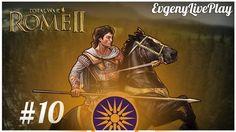 БИТВА за ГАЛИЧ! - Total War Rome 2 - Македония || #10