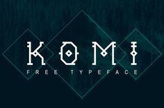 KOMI - Free Typeface par TimXez • - 26