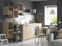Small space kitchen units kitchen cupboard designs for small spaces superior modern home interior decoration ideas . Small Galley Kitchens, Small Space Kitchen, Kitchen Corner, New Kitchen, Small Spaces, Kitchen Ideas, Ikea Kitchens, Awesome Kitchen, Kitchen Cupboard Designs