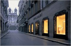 Bulgari Store - Rome, Via Condotti