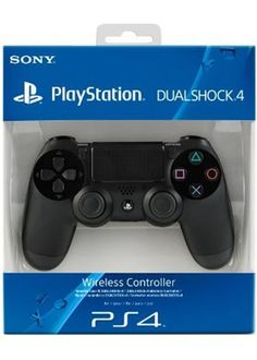 Save 28% - Was £59.99 - Now £42.99  Sony's next generation of the iconic Playstation controller for use with Playstation 4.