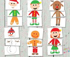 Tip tap ja joulutehtävät jakoon Xmas, Christmas, Advent Calendar, Holiday Decor, Diy, Yule, Yule, Do It Yourself, Navidad