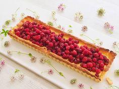 Vadelmatorttu - Topi-Keittiöt Waffles, Raspberry, Breakfast, Food, Morning Coffee, Eten, Raspberries, Waffle, Meals