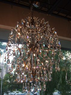 PL188 - PL YL2350-18 CRYSTAL-Modern Pendant Lamp - Modern - Malaysia Lighting Gallery | Lighting Manufacturer | Decorative Lamp | Down Light | Wall Lamp | Architectural Lights | In