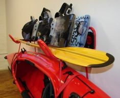 Tips on Kayak Storage from ACK.com : ACK – Kayaking, Camping, Outdoor Adventure Blog