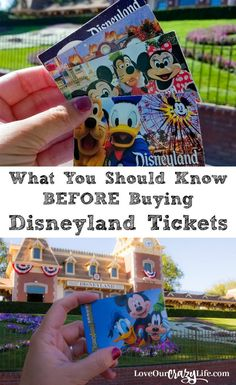 Complete guide to Disneyland tickets, including ticket options, discounts, parkhopping and more.    Disneyland   California Adventure   Disney   Vacation   Family Travel   Theme Parks   Tickets   California via @thebeccarobins