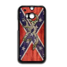 Confederate Flag HTC ONE M8 Case