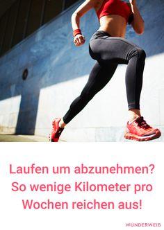 """Sport um abzunehmen bringts immer. Es reichen sogar bereits einige Kilometer, um die Fettverbrennung anzukurbeln und Fett abzubauen. Hier erfahren Sie mehr zum Thema """"Laufen um abzunehmen""""."""