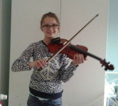 Ik speel viool gr manouk