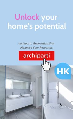 """How to hire interior designer, general contractor, then evaluate Quotation & Contract Terms?""👉Click #archiparti & this pin to get a FREE consultation for your home interior design & renovation project in Hong Kong. le bleu deux, Monterey Cove Tower, Albany Cove, Tung Chung Crescent, Seaview Crescent, la rossa, la mer, yu tung court, altissimo, South Horizons, k.city, Knight Frank, The Visionary, Tai koo shing, HENG FA CHUEN, RESIDENCE BEL-AIR, LARVOTTO, Hong Kong Island, Kolwoon, KLN… Hygge, Interior Exterior, Interior Design, Small Bathroom, Bathroom Colors, Easy, Hong Kong, Small Spaces, Decoration"