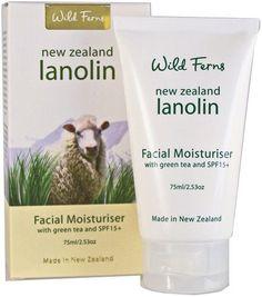 Angelina HOT!!! desert essence facial moisturizer