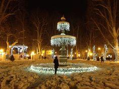 Hermann Bolle_Fountain_Zagreb