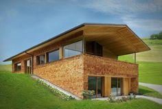 Einfamilienhaus Türtscher, Blons   Vorarlberger Holzbaukunst