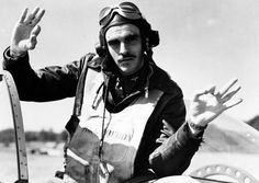 Major George E. Preddy was killed on Christmas Day in 1944 while on a strafing mission in support of ground troops during the Battle of the Bulge. His and two other P-51s were hit by friendly fire that was intended for the Me-109 that the Mustangs were chasing. Preddy's plane crashed into the ground at high speed and low altitude, killing him instantly. He was the top scoring Mustang ace of the war.