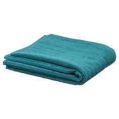 Metro Ribbed Cotton Hand Towel - Green