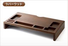 ポケット付きモニタ台 100-MR048シリーズの販売商品|通販ならサンワダイレクト