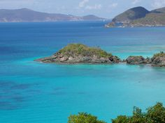 Trunk Bay, St. John, USVI. One of the most beautiful beaches we've ever visited!