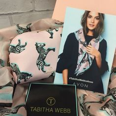 The fabulous @tabithawebbuk has created the most gorgeous collection, exclusive to Avon! #TabithaWebbxAvon