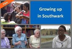 March 2017: The Cuming Museum's Youth Panel made three short films in 2013 using the Local History Library and Archive's film collection as inspiration. 'Community Life' and 'Passport to the Future' include interviews with local residents of all ages, giving their views on how Southwark has changed in terms of community and education. The final film is a handy guide to using the library and archive for the first time. #Southwark #Film #Archive Film Archive, Short Films, Life S, Local History, The Locals, Passport, Growing Up, Interview, Youth