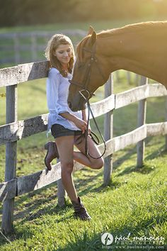 Metro Detroit Equine Photographer