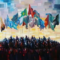 Ottoman Empire, Culture, History, Artist, Painting, People, Historia, Artists, Painting Art