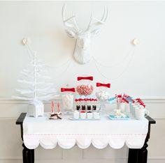 Christmas Countdown Day 13: Hot Cocoa Bars!