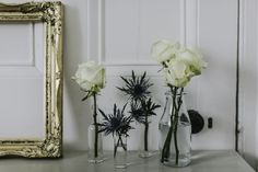 Mark Your Rental Space With These Simple Decorating Tips Rental Decorating, Decorating Tips, Rock My Style, Rental Space, Good Housekeeping, White Houses, Rental Property, Bud Vases, Interior Styling