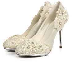 Glamour High Heel For Wedding Party (10)