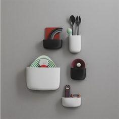 Pocket organizer white - nr 4 - Normann Copenhagen