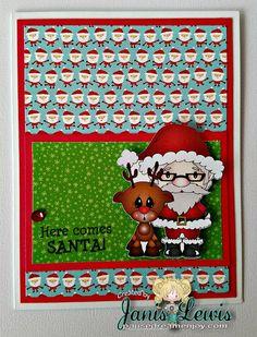 Pause Dream Enjoy: 12 Cards of Christmas Card 7