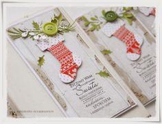 scrappassion: kartki świąteczne