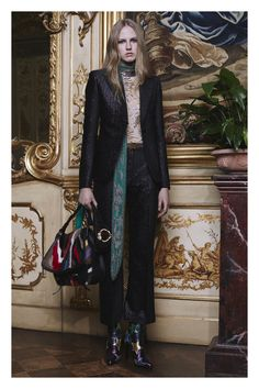 Roberto Cavalli Pre-Fall 2016 Fashion Show