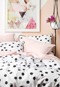 So you're thinking about redecorating your bedroom, huh? You probably have a vague idea of what you want the aesthetic to be, but you also have no idea where to start. Click through this slideshow to see some of the most fabulous bedrooms we're dying to copy now!