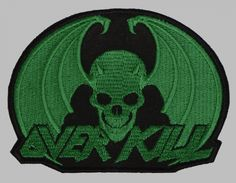 Overkill Band, Rotten To The Core, Bat Signal, Superhero Logos, Beanie, Hats, Hat, Beanies, Hipster Hat