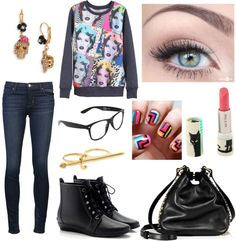 """Untitled #324"" by coolale on Polyvore"