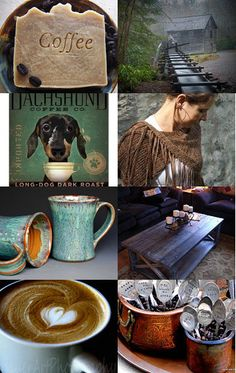 Black Coffee, Blue Morning