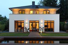 Stadtvilla von Mollwitz: Elegantes und innovatives Massivhaus – Mollwitz…