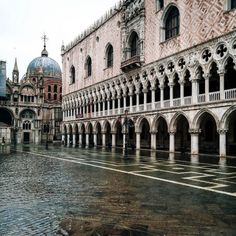 HIgh Tides O'Clock-Flooding of Venice by  Marco Gaggio