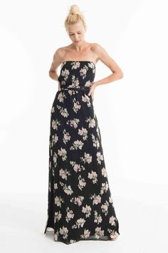 8462ec80659 28 Best Printed Bridesmaids Dresses images