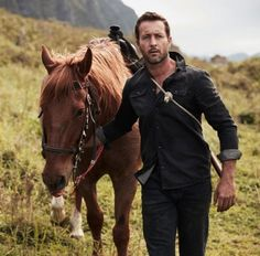 Stunning pictures …….. A road less traveled. Take a trip off the beaten path with Hawaii Five-0 hunk Alex O'Loughlin, who Watch! photographed for the June 2017 issue at the beauti…