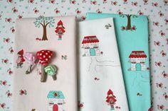 Little Red Riding Hood Fabric by Tasha Noel for Riley Blake!!!!