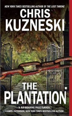 The Plantation ,by Kuzneski, Chris ( 2009 ) MassMarket by Chris Kuzneski - NOT ONLY IS THE AUTHOR TOTALLY HOT, THE SERIES SOUNDS REALLY, REALLY GOOD   http://www.amazon.ca/dp/B00JWA8F4M/ref=cm_sw_r_pi_dp_afW0ub1R8QZE5